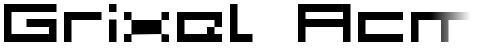 Grixel Acme 5 Wide