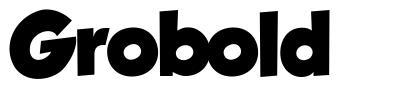 Grobold 字形