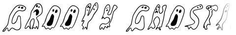Groovy Ghosties