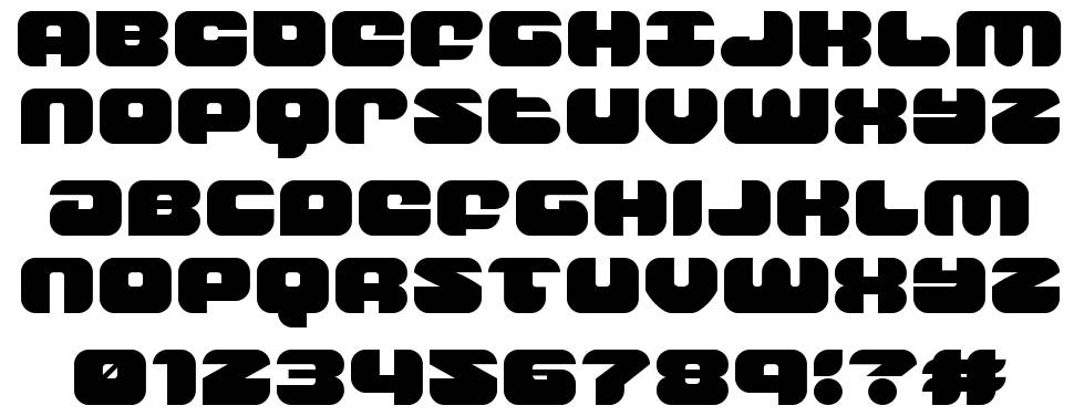 Groovy Smoothie font