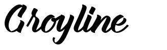 Groyline
