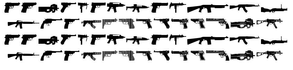 Guns 2 fonte