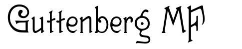 Guttenberg MF