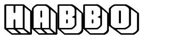 Habbo フォント