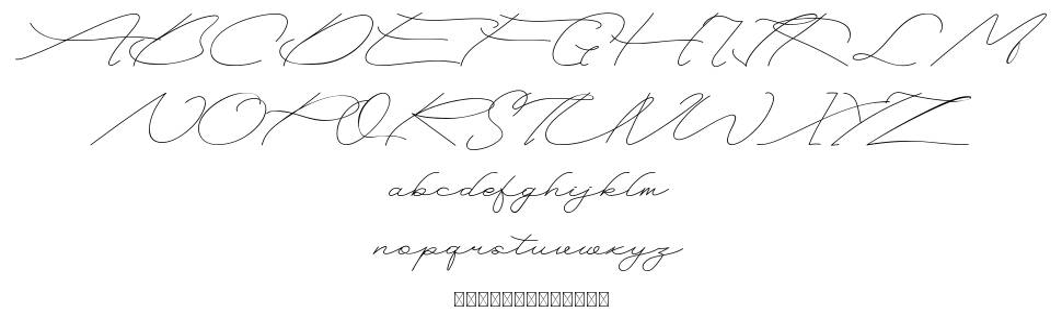 Hai Meteo font