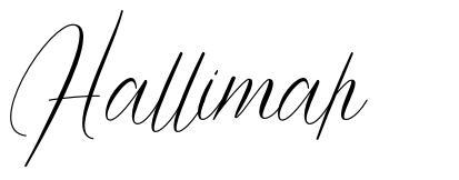 Hallimah