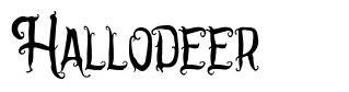Hallodeer