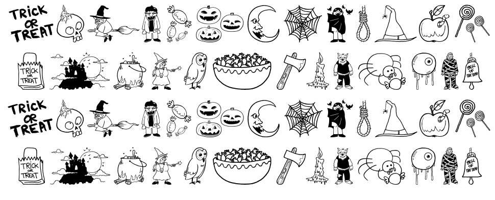 Halloween Bell font