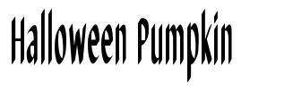 Halloween Pumpkin fuente