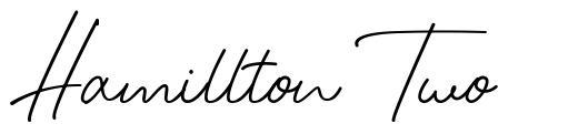 Hamillton Two