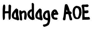 Handage AOE