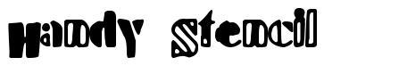 Handy Stencil