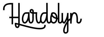 Hardolyn
