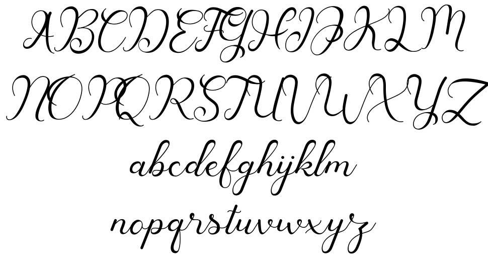 Havina písmo