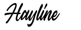 Hayline