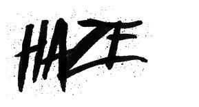 Haze font
