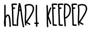 Heart Keeper