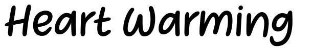 Heart Warming шрифт
