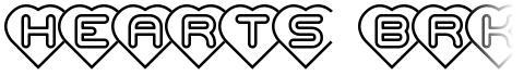 Hearts BRK