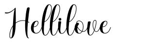 Hellilove