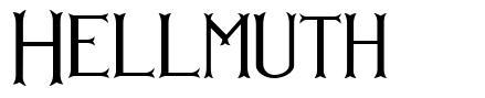 Hellmuth font