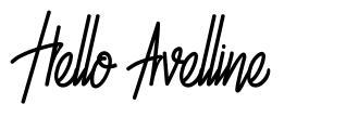 Hello Avelline