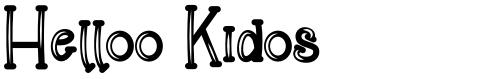 Helloo Kidos