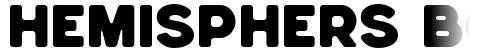 Hemisphers Bold Sans