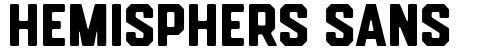 Hemisphers Sans