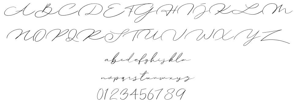 Herlyna font