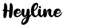 Heyline