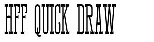 HFF Quick Draw