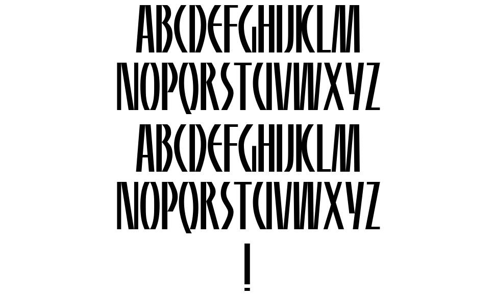 HFF Sultan of Swat font
