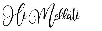 Hi Mellati