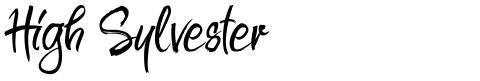 High Sylvester
