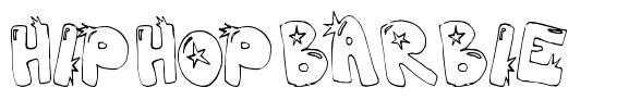 Hip Hop Barbie font
