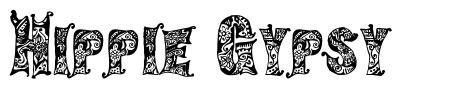 Hippie Gypsy font