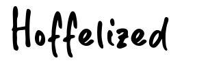 Hoffelized