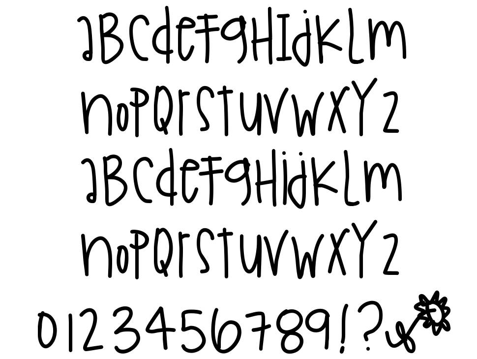Holidays Are Coming font