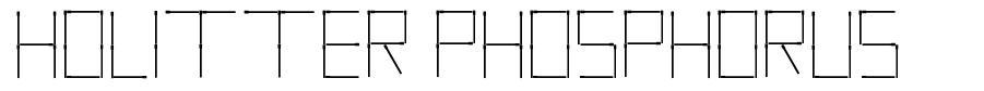 Holitter Phosphorus