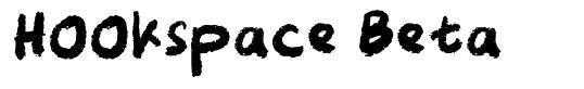 Hookspace Beta