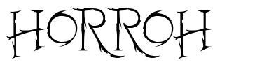 Horroh
