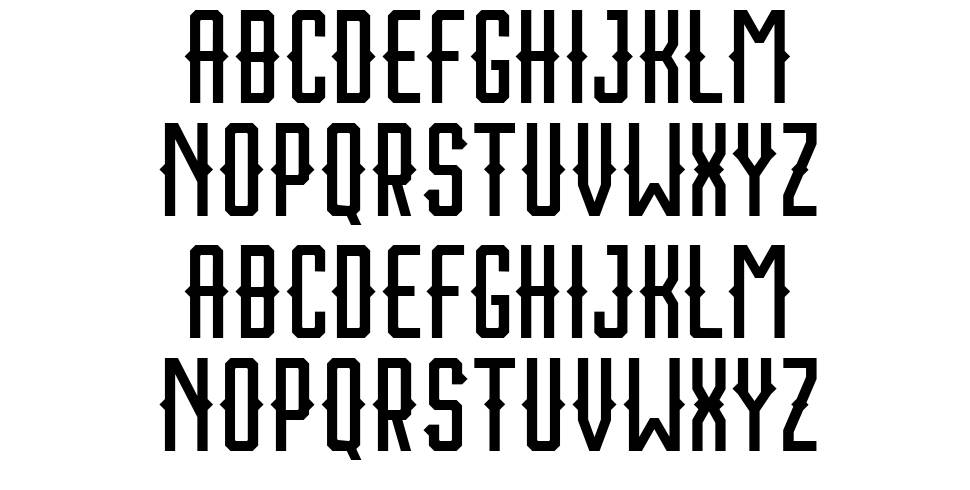 Houston Sport font
