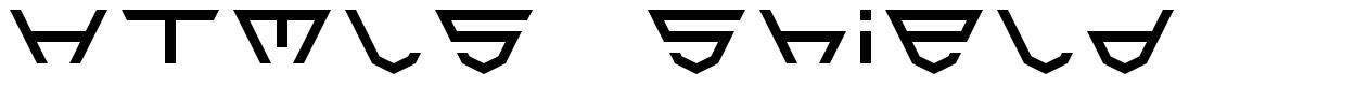 HTML5 Shield font