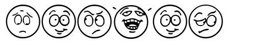 Humeur 字形