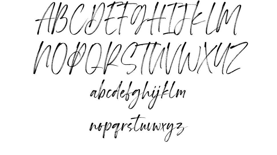 Huntington font