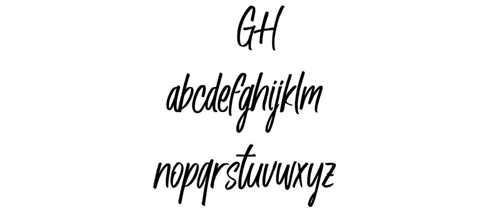 Husky Giggle fonte