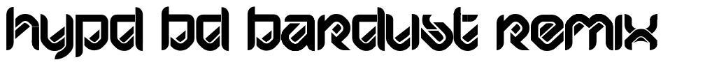 HYPD BD Bardust Remix