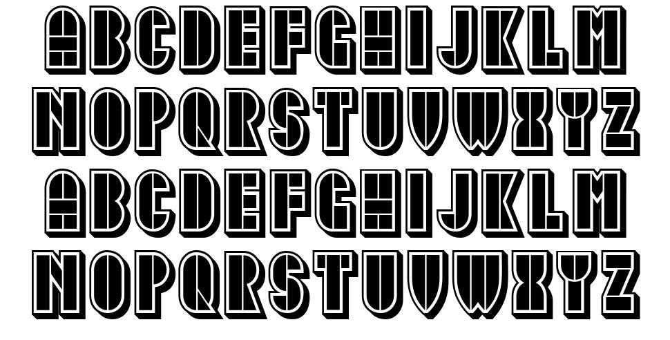 Idiotism font