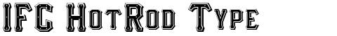 IFC HotRod Type